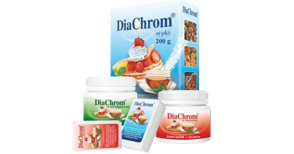 Co je DiaChrom a jak působí?
