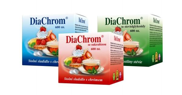 Může DiaChrom ovlivňovat hladinu cukru v krvi?