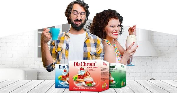 Nechutná ti bez cukru? Sáhni po DiaChromu a oslaď si bez výčitek!