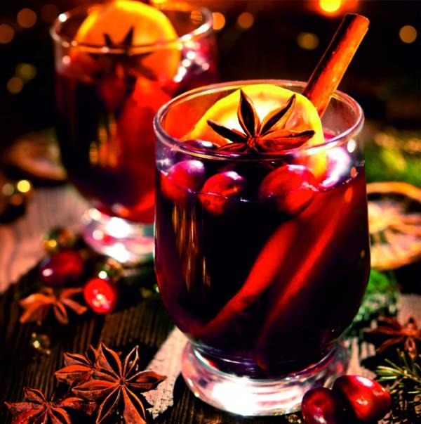 Vánoční punč
