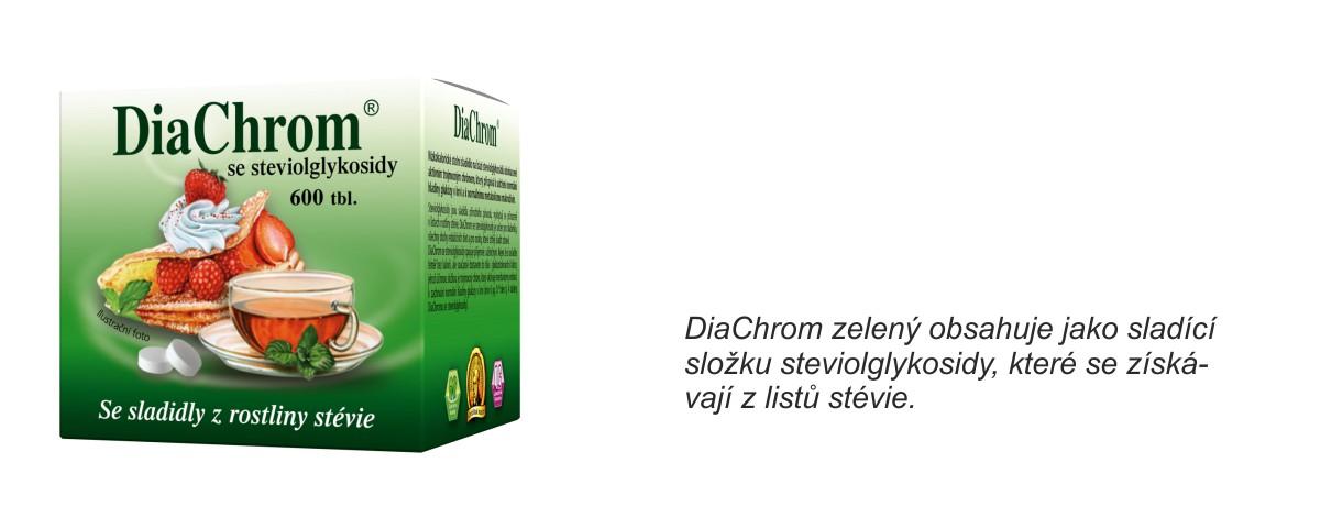 DiaChrom zelený